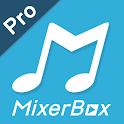 音楽MP3プレーヤーアプリ Pro icon