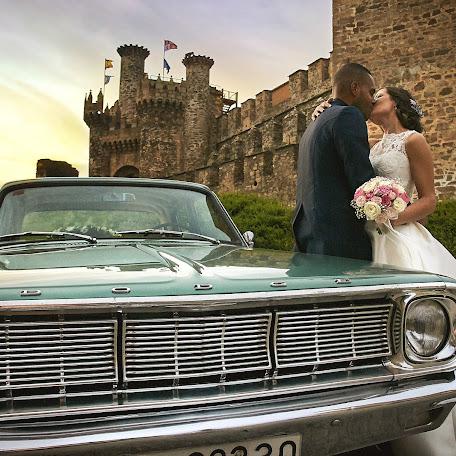 Fotógrafo de bodas Jacqueline Gallardo (Jackie). Foto del 18.01.2018