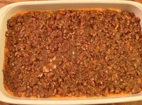 Grandma Katherine's Sweet Potatoes Recipe