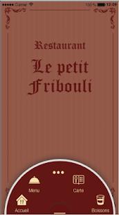 Le Petit Fribouli - náhled