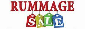 Image result for clipart of rummage sale
