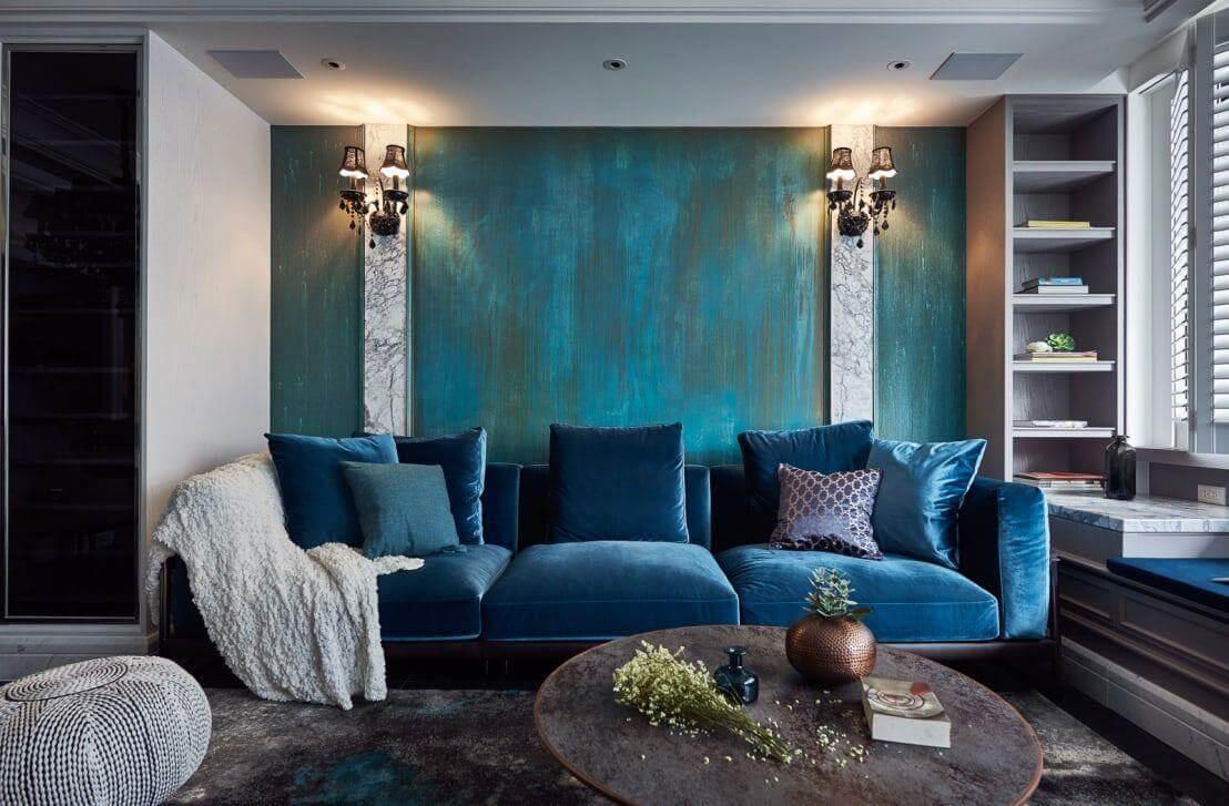 xu hướng trang trí thiết kế nội thất đẹp