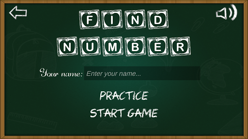 Find Numbers 1-99