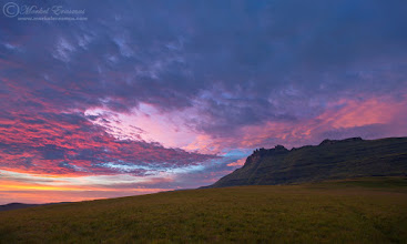 """Photo: """"Castle at Dawn"""" Garden Castle Peak Southern Drakensberg mountains, South Africa  During our week-long family holiday in the southern Drakensberg last week, there was lots of cloud cover and epic light like this was scarce. I did get some moody shots, and this sunrise was the best in terms of colour. This is the iconic Garden Castle peak situated right behind our chalet.  Photo taken with: Nikon D800, Nikkor 14-24mm f2.8  This photo is Copyrighted © Morkel Erasmus Photography.  You may share this image as presented here under the Creative Commons Attribution-NonCommercial-NoDerivs 3.0 licence (CC BY-NC-ND 3.0).  More info: http://creativecommons.org/licenses/by-nc-nd/3.0/  Submission for:  1. #leadinglinesmonday +Leading Lines Monday curated by +Pam Chalkley-Boling , +Michael B. Stuart , +Elle Rogers , +David Murphy , +Simos Xenakis , +Andreas Levi 2. #mountainmonday +Mountain Monday curated by +Michael Russell  3. #plusphotoextract by +Jarek Klimek 4. #moodymonday +Moody Monday curated by +Philip Daly , +Carole Buckwalter  5. #NatureMonday +NatureMonday curated by +Rolf Hicker , +Jen Baptist  6. #hqsplandscape +HQSP Landscape curated by +Ara MO , +Delcour Eric , +Blake Harrold  7. #LandscapePhotography +Landscape Photography curated by +Margaret Tompkins , +Carra Riley , +paul t beard , +David Heath Williams , +Bill Wood , +Jim Warthman , +Ben T , +jeff beddow ,+Jeannie Danna , +Tom Hierl , +Vishal Kumar   #mountain  #Drakensberg  #SouthAfrica  #nature  #sunrise"""