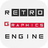RetroGraphicsEngine Demo App