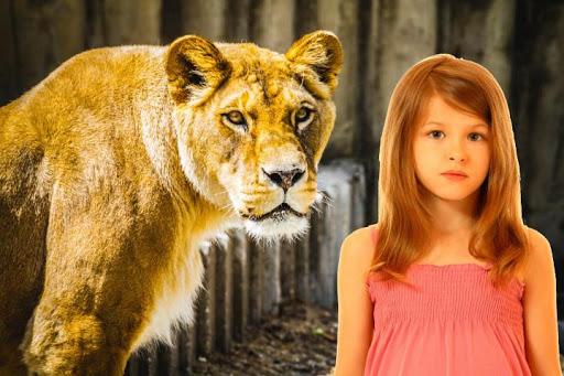 Wild Animals Photos Frames