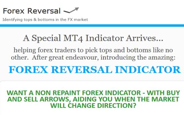 Forex Reversal