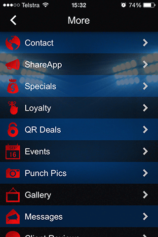 android PUNCHTV Screenshot 16