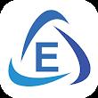Ecotech cloud icon