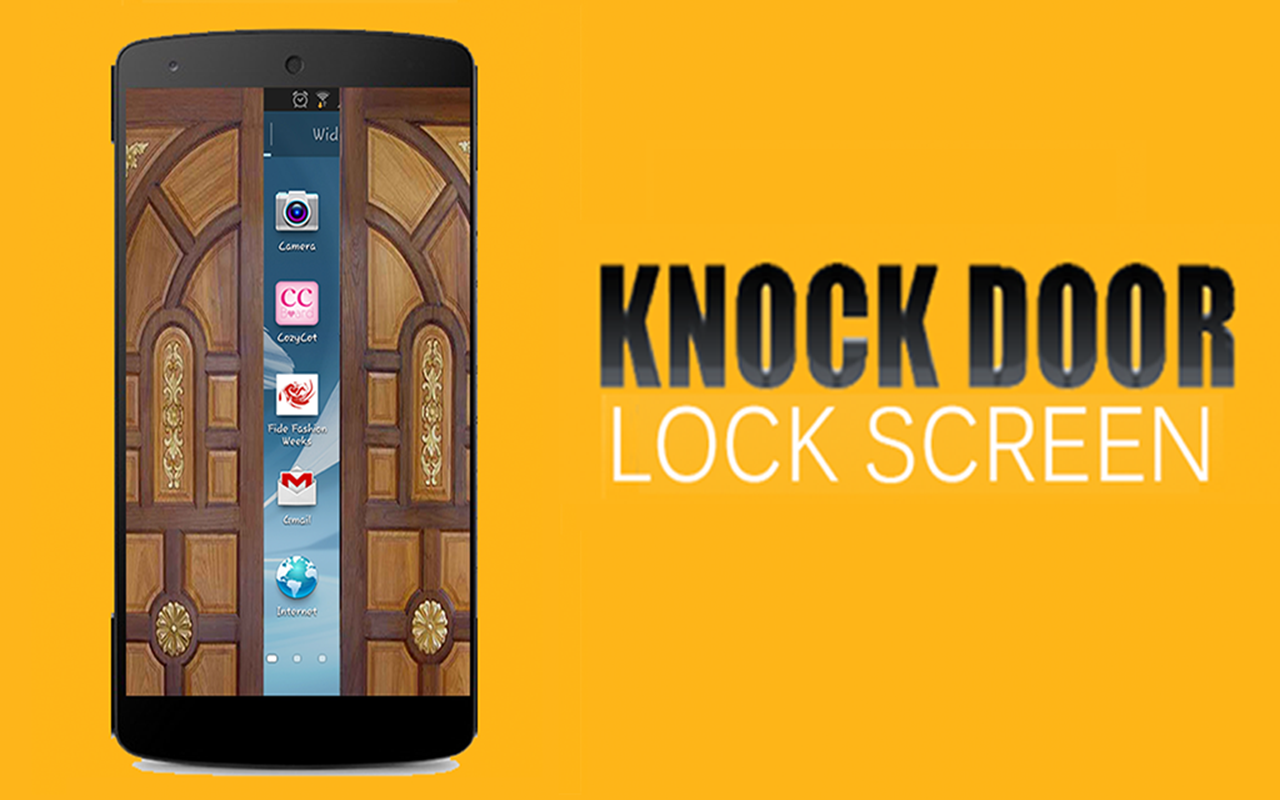 Screenshots of Knock Door screen Lock for iPhone