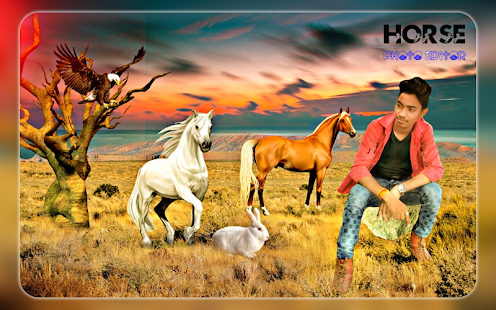 Horse Photo Editor - Horse Photo Frames - Apps on Google Play