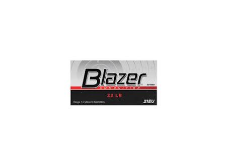 CCI 22lr Blazer 40gr