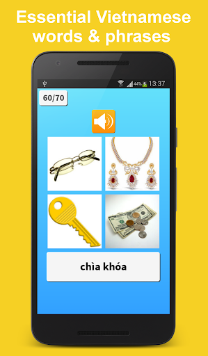 Learn Vietnamese LuvLingua Pro Apps for Android screenshot