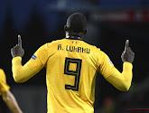 """Romelu Lukaku :  """"Je suis le meilleur attaquant belge de tous les temps"""""""