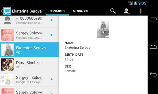 Messenger ++ screenshot 8