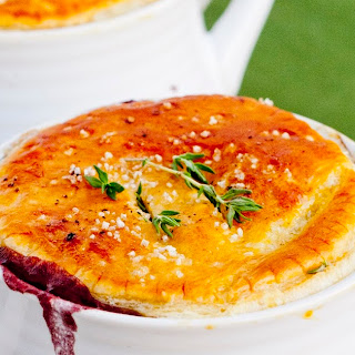 Red Wine Turkey Pot Pie