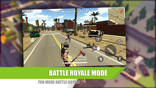 Play Fire Royale - Free Online Shooting Games - screenshot