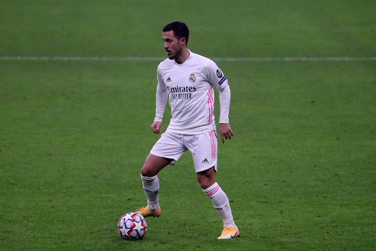 Eden Hazard weet welke plannen opnieuw verkozen voorzitter Real Madrid met hem heeft