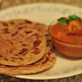 Goan Chicken Ball curry