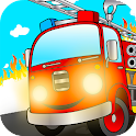 Fire Truck For Kids icon