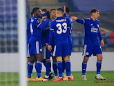 Rondje Europa League: Praet trefzeker voor zegevierend Leicester, Benfica en Rangers maken er een spektakelstuk van
