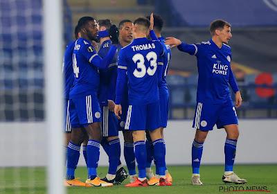 Premier League: Leicester City, avec Tielemans et Castagne, résiste à Manchester United