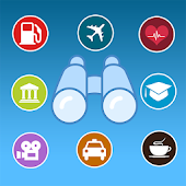Nearest Places Around Me Android APK Download Free By ShivamCreator