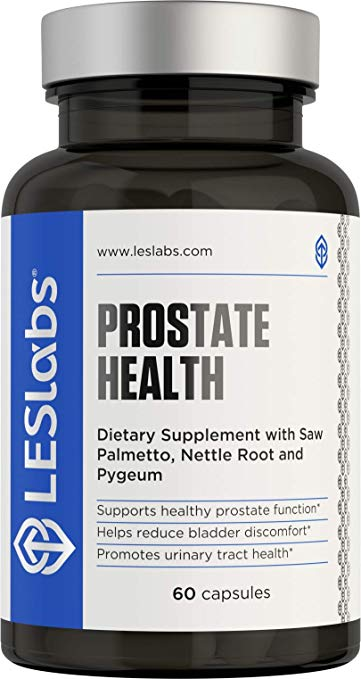 image of LES Labs prostate supplement