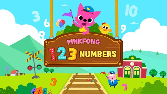 PINKFONG 123 Numbers- screenshot thumbnail