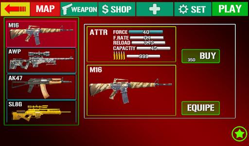 Shoot Hunter-Gun Killer  22