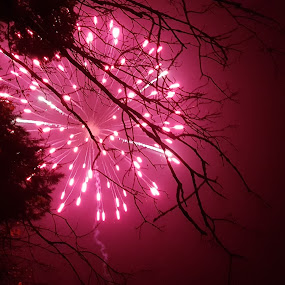 by Di Fone - Abstract Fire & Fireworks