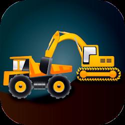 3D City Construction Loader Driver
