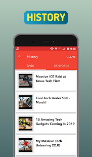 App YouTags Pro: Find tags from YouTube videos APK for Windows Phone