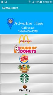 Bahamas - City Pano Guide screenshot