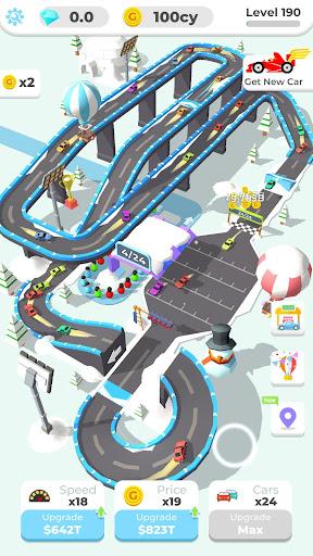 Idle Racing Tycoon-Car Games android2mod screenshots 3