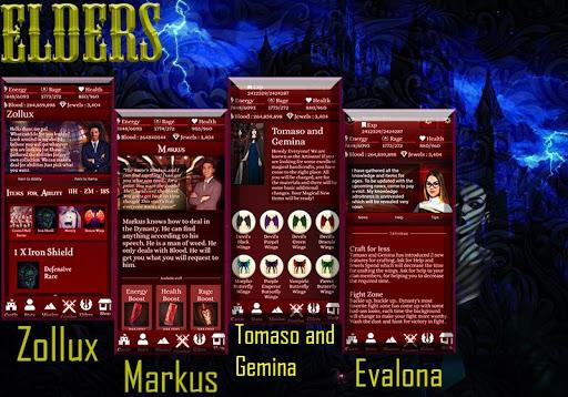 Vampire Dynasty 8.2.0 screenshots 6