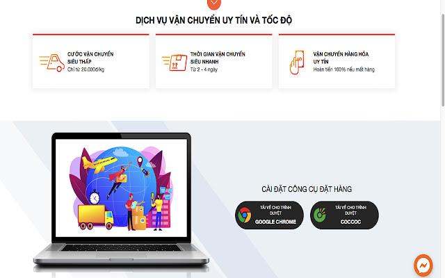 Công cụ đặt hàng DatHangTQ.Com.Vn
