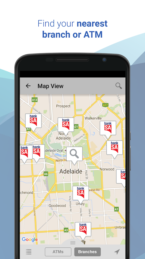BankSA Mobile Banking- screenshot