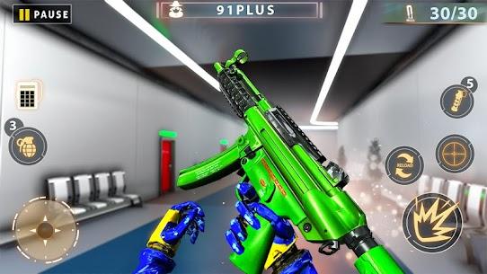 Counter Terrorist Robot Shooting Game: fps shooter 2