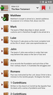Bible: KJV, BBE, ASV, WEB, LSG- screenshot thumbnail