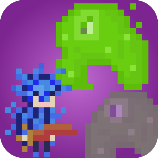 Pixel Rena - Slime Dungeon