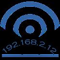 Wifi IP, SSID, BSSID, MAC, etc icon