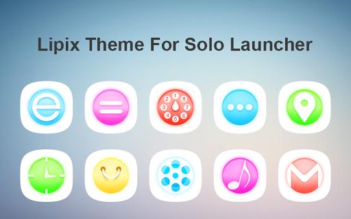 Lipix Theme for Solo Launcher