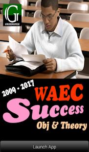 WAEC Success - náhled