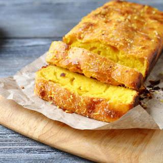 Southern Lemon Pound Cake.