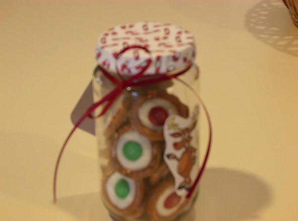 Reindeer Belly-buttons Recipe