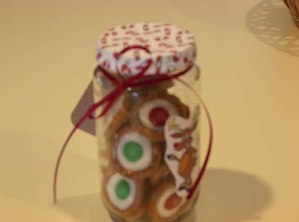 Reindeer Belly-buttons