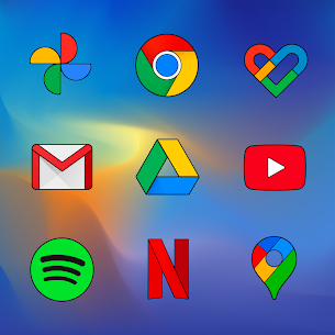 Pixel Limitless – Icon Pack 6