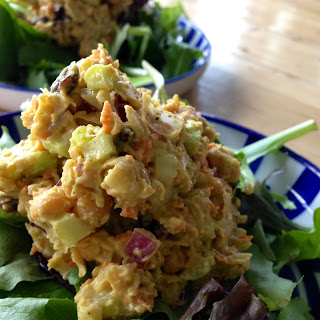 Chickpea Of The Sea ~mock Tuna Fish Salad~