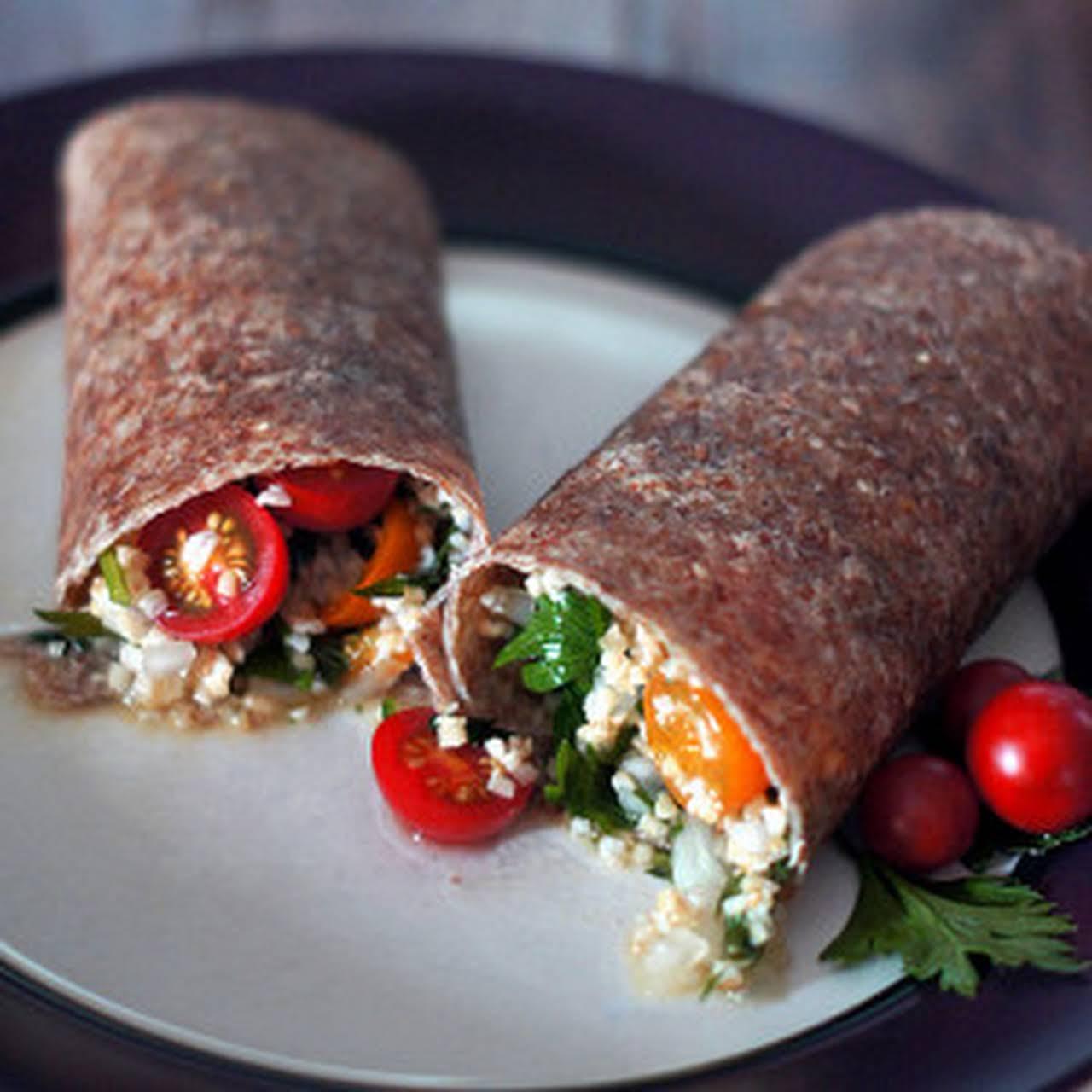 Tabouli Salad (tabouleh tabbouleh tabbouli)